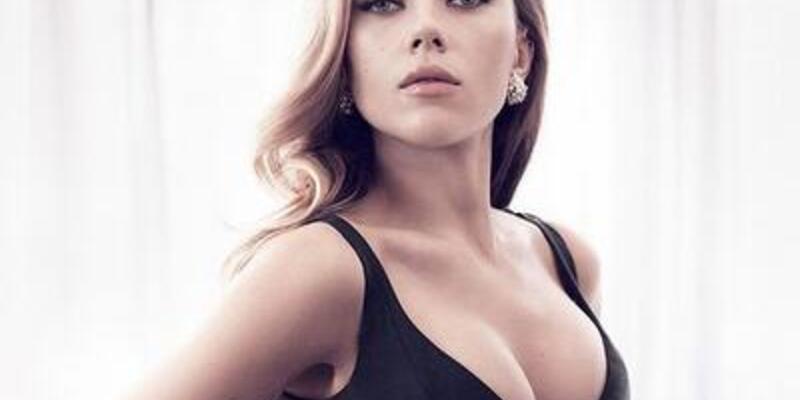 Scarlett Johansson kızının kendisini tanımadığını söyledi