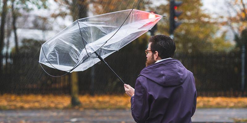 İç Anadolu'da 4 ilde fırtına uyarısı