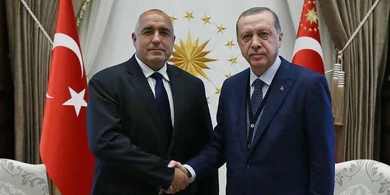 Son dakika haberi: Cumhurbaşkanı Erdoğan'dan Borisov'a tebrik telefonu