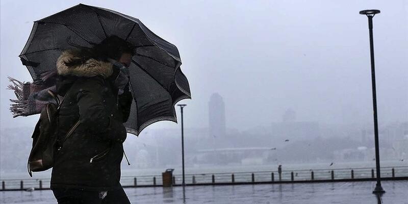 20 Nisan 2021 Salı hava durumu: Meteoroloji'den fırtına uyarısı!