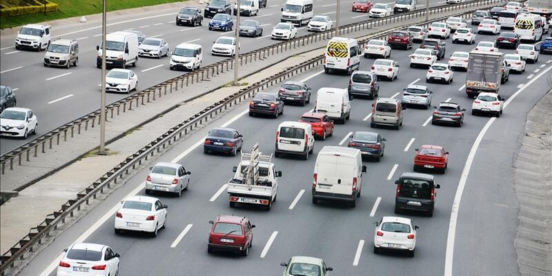 İstanbul'daki motorlu araç sayısı belli oldu