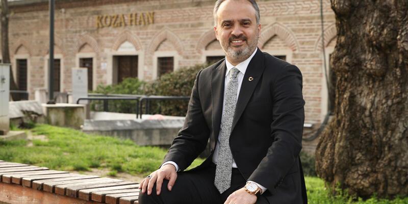 Bursa Büyükşehir Belediye Başkanı Aktaş, koronavirüse yakalandı