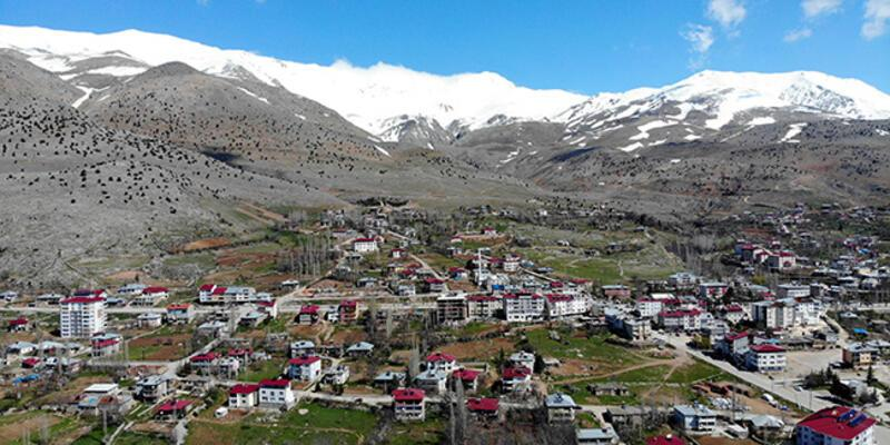 Kahramanmaraş'ın Nurhak Belediyesi, karantinaya alındı
