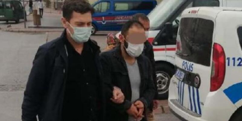 Sürücüsü 'dur' ihtarına uymayan otomobilden uyuşturucu çıktı