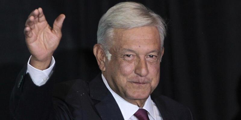 Meksika Devlet Başkanı Lopez Obrador Kovid-19 aşısı oldu
