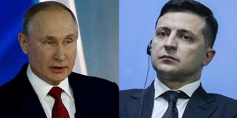 Son dakika haberi: Ukrayna Devlet Başkanı Zelenskiy'den Putin'e çağrı