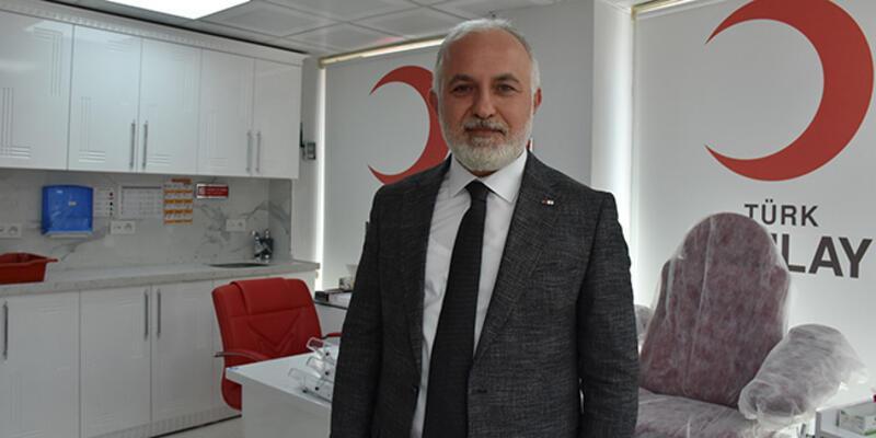 Kızılay Genel Başkanı Kınık: Kan ihtiyacımız alarm veriyor
