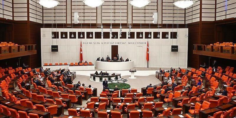 AK Parti'nin kanun teklifi kabul edildi