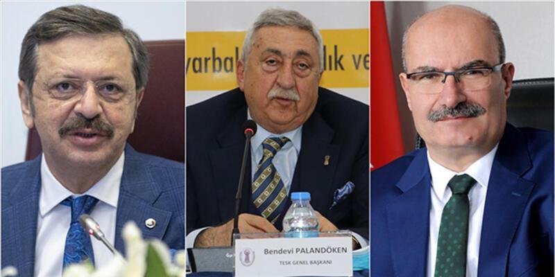 SON DAKİKA: Türk-İş, Hak İş, TİSK ve TOBB'dan ortak açıklama