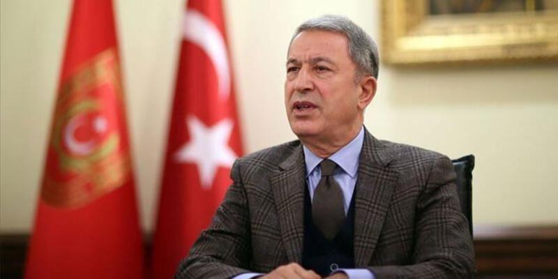 Bakan Akar'dan CHP'li Engin Altay'ın sözlerine tepki