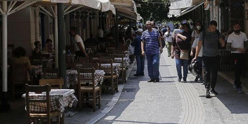 Yunanistan'da restoran ve kafeler 3 Mayıs'ta tekrar açılacak