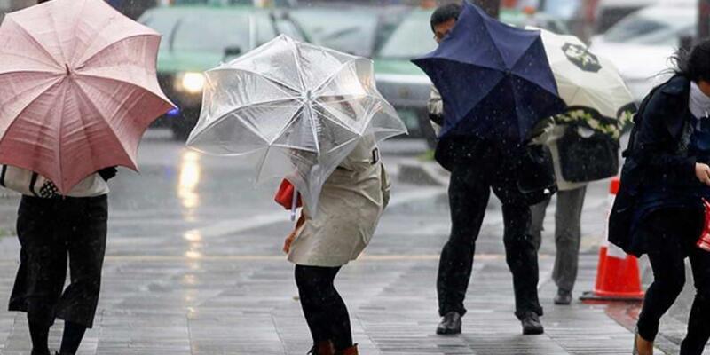 22 Nisan 2021 Perşembe hava durumu: Kuvvetli rüzgar ve fırtına uyarısı!