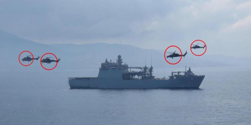 Sona gelindi: Helikopterler lazerle görecek