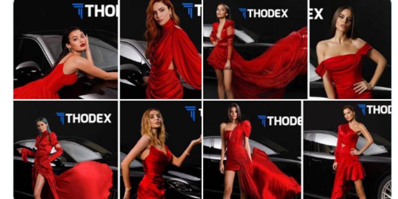 Thodex reklamında oynayan ünlüler kimler?