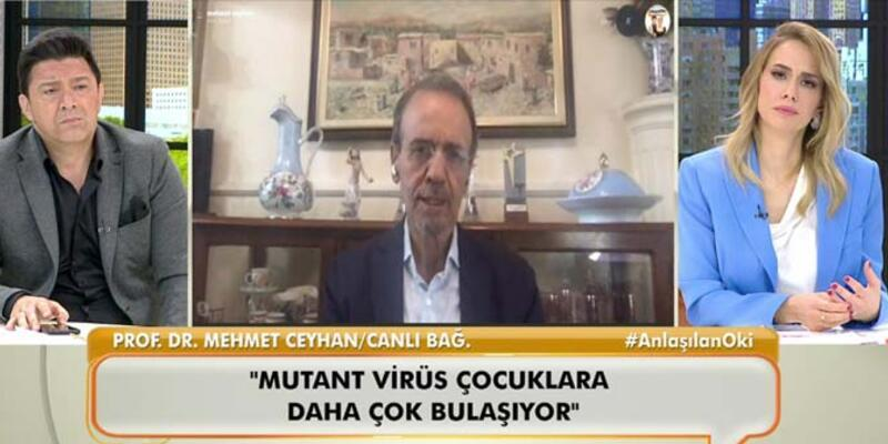 Prof. Dr. Mehmet Ceyhan, Covid-19 mücadelesindeki son süreci anlattı!