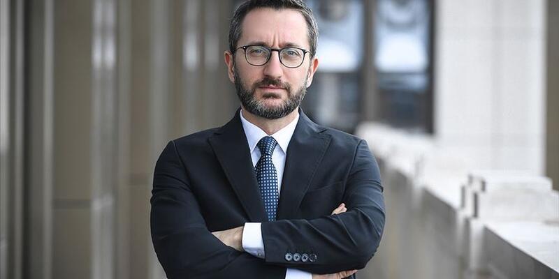 Fahrettin Altun'dan sözde 'Ermeni soykırımı' açıklaması