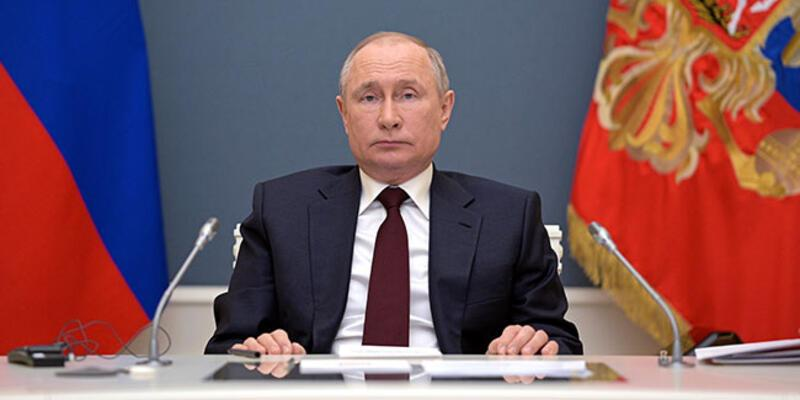 Putin'den 'uluslararası iş birliği' mesajı
