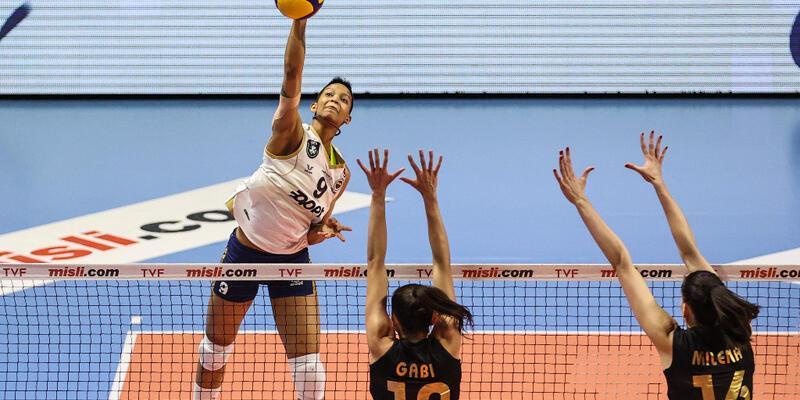 Melissa Vargas Fenerbahçe'ye veda etti