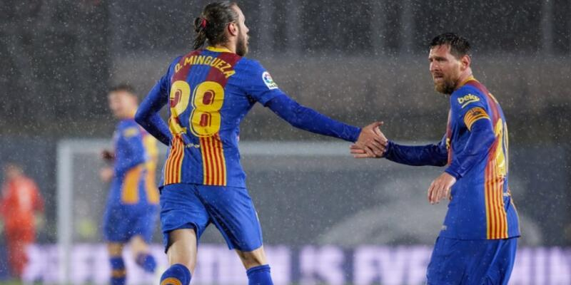 Barcelona Avrupa Süper Ligi'nden geri adım atmadı