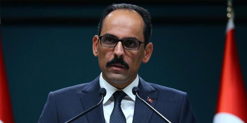 Cumhurbaşkanlığı Sözcüsü Kalın'dan Akdeniz'deki tekne kazasına ilişkin paylaşım