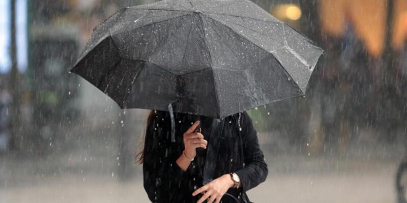 23 Nisan 2021 hava durumu: O bölgelere sağanak yağış geliyor