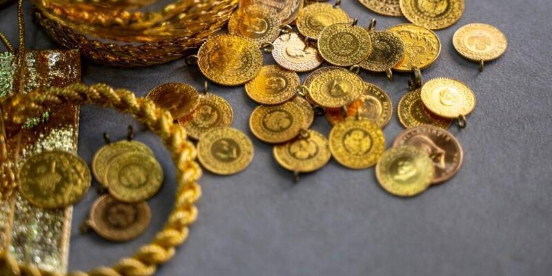 Altın fiyatları 23 Nisan 2021! Çeyrek altın ne kadar? Bugün gram altın kaç TL? Canlı Cumhuriyet altını, yarım altın, tam altın fiyatı!