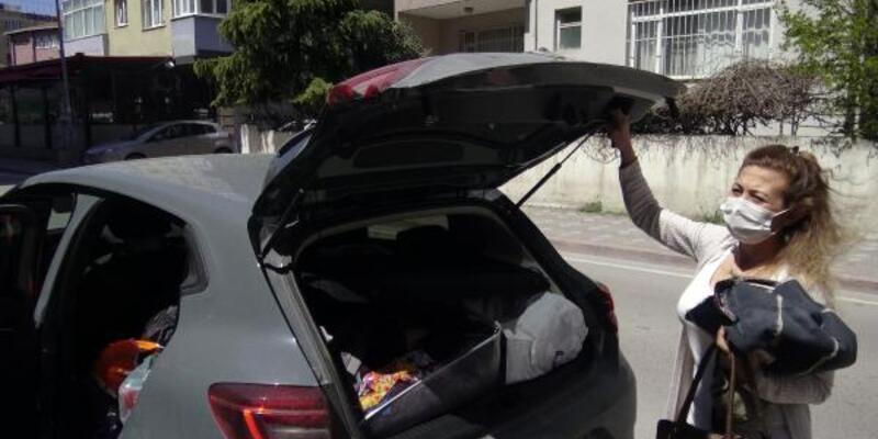 Şiddet gördüğü eski sevgilisinden tehditler aldı:  Korkudan otomobilde yaşıyor