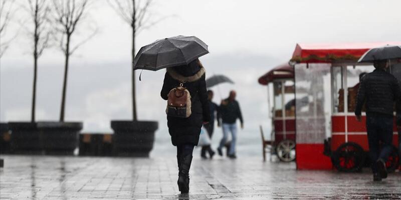 Marmara ve Batı Karadeniz kıyılarında sağanak bekleniyor