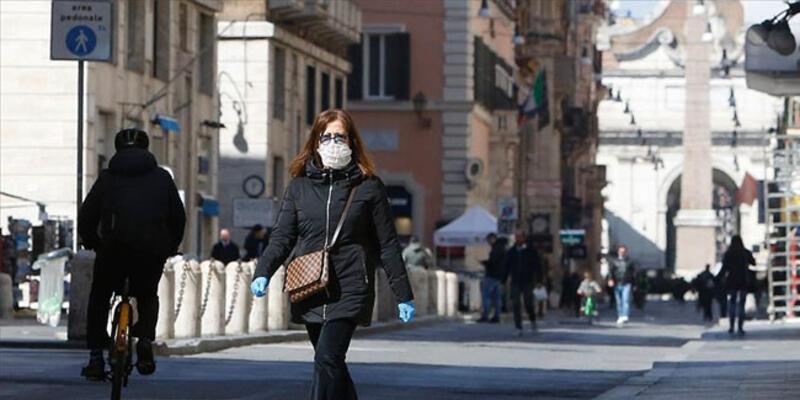 İtalya'dan sevindiren haber: Vaka sayısında düşüş eğilimi