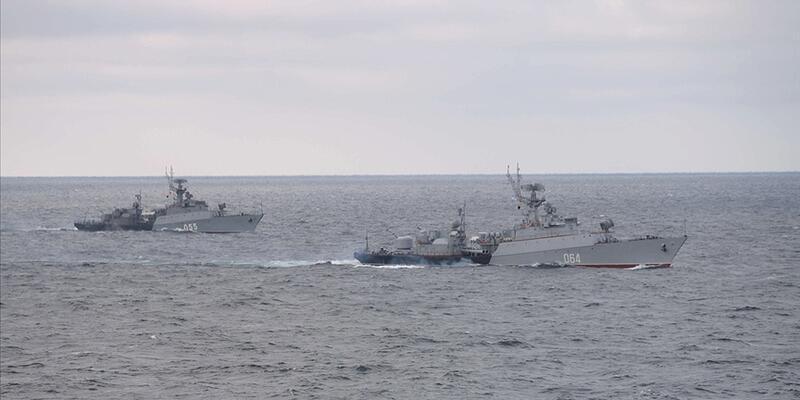 Rusya, Karadeniz'in üç bölgesine erişimi kapattı