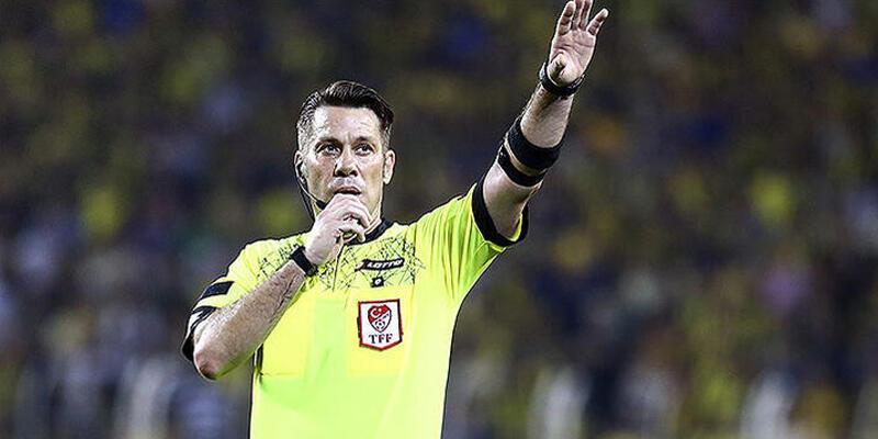 Son dakika... Süper Lig'de pazar maçlarının hakemleri açıklandı