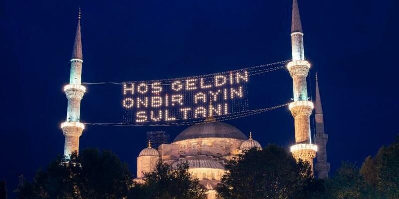 İstanbul iftar vakti 26 Nisan 2021! İstanbul iftar saati! İstanbul akşam ezanı kaçta okunacak? 2021 Ramazan imsakiyesi!
