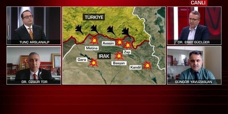 Kuzey Irak'taki PKK operasyonunu uzmanlar değerlendirdi!