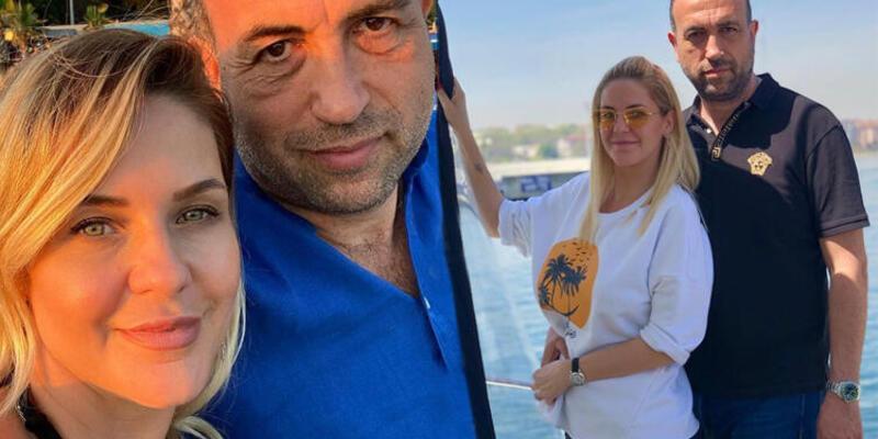 Emine Ün ile Tolga Karakaş boşanıyor
