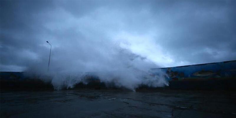 Meteoroloji'den 2 il için fırtına uyarısı