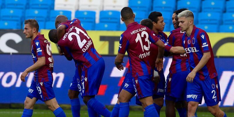 Trabzonspor - Fatih Karagümrük: 2-0
