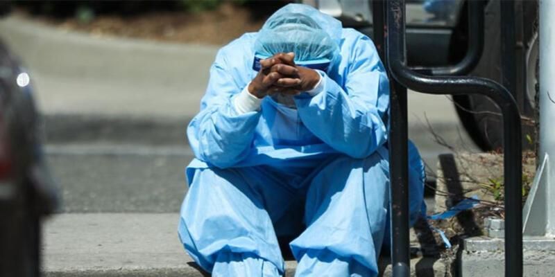ABD'de koronadan ölenlerin sayısı 571 bin 201'e yükseldi