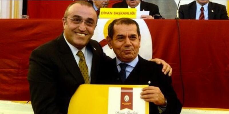 Galatasaray Dursun Özbek'in alacaklarını ödedi