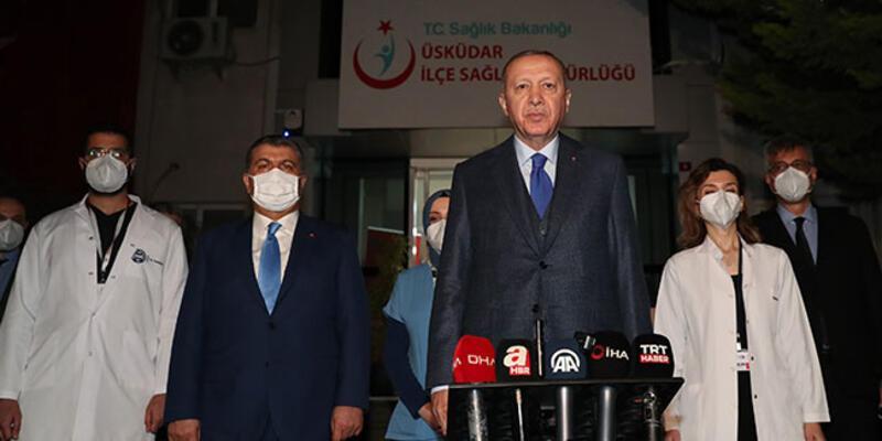 Son dakika haberi: Cumhurbaşkanı Erdoğan'dan önemli açıklamalar
