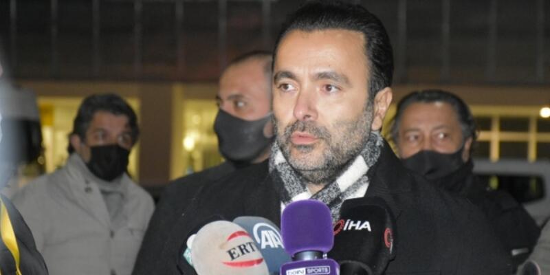 Beşiktaş'tan Cüneyt Çakır tepkisi
