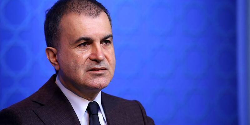 AK Parti Sözcüsü Çelik'ten ABD'ye tepki