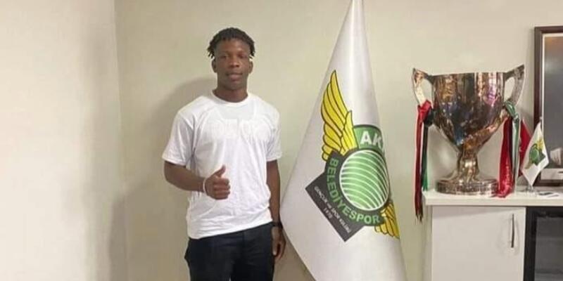 Akhisarspor'dan Martins Chisom Onyebueke açıklaması