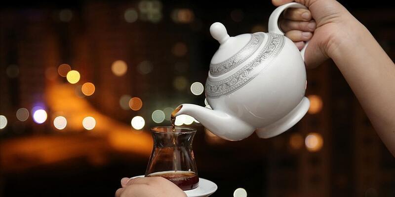 Ramazanda çay tüketimine dikkat!