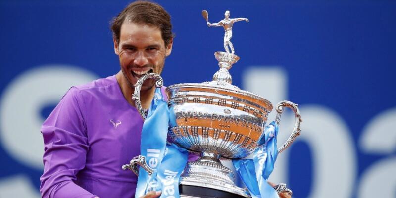 Barcelona Açık'ta Rafael Nadal şampiyon oldu