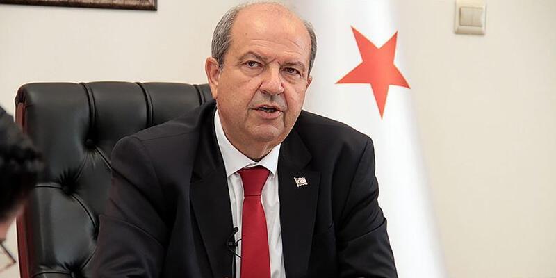 KKTC Cumhurbaşkanı Tatar yarın Türkiye'ye geliyor