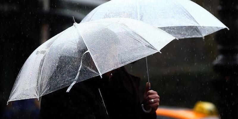 O bölgelere sağanak uyarısı!  26 Nisan 2021 Pazartesi hava durumu