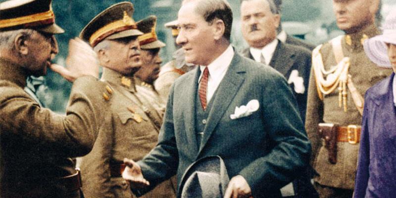 Atatürk ABD'lilere 100 yıl önce anlatmış