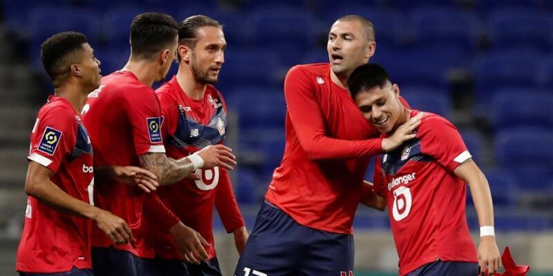 Lyon 2-3 Lille ÖZET İZLE