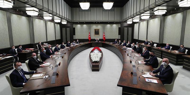 Cumhurbaşkanlığı Kabine Toplantısı sona erdi... Bayramda sokağa çıkma yasağı olacak mı?