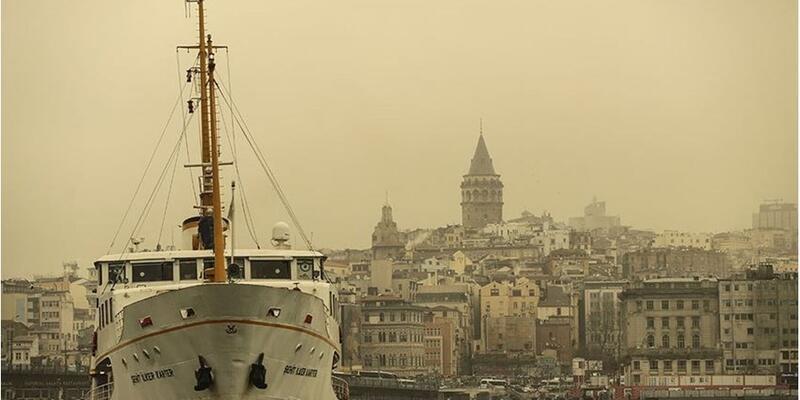 27 Nisan 2021 Salı İstanbul, Ankara, İzmir hava durumu: Rüzgar ve toz taşınımı uyarısı!